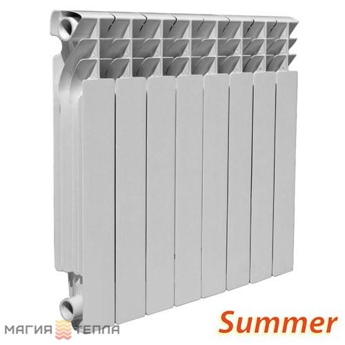 Биметаллические радиаторы для вас