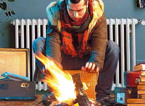 В квартире или частном доме зимой холодно. Что нужно делать.