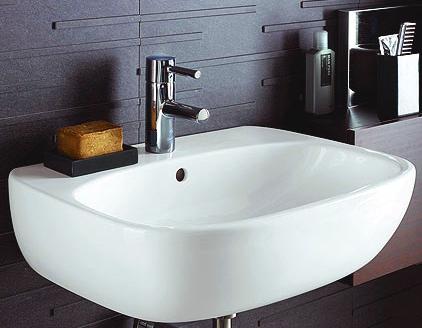 Идеальная ванная комната. Или какой умывальник выбрать