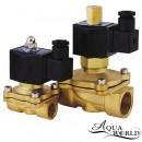 """Aqua-World Клапан электромагнитный Н/З 1"""""""