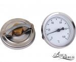 Aqua-World Термометр биметаллический натрубный ТТ201.1 NX-SG-0301