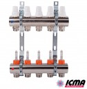 "ICMA Колектор К013 1""х5 вых."