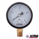 ICMA Манометр 244 Ø63 0-4 атм.