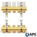 APC Коллектор двойной с креплением 6 вых.