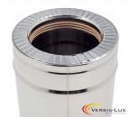 Версия-Люкс L=0,25м н/н 0,8мм ф125/200