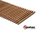 Polvax 300х3000 дубовая