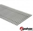 Polvax 230х1250 дюралюминиевая