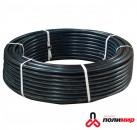 Полимир ПЕ80 d 25*2,0 (10атм) черная
