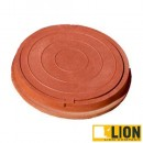 Lion легкий ЛМ 1,0т красный (А15)