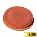 Lion легкий ЛС 4,5т красный