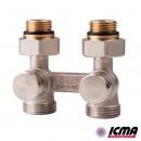 ICMA Вентиль двухтрубный для радиатора 897