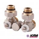 ICMA Вентиль однотрубный для радиатора 903