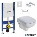 Geberit Набор Kolo Style унитаз + инсталляция Geberit Duofix 3в1