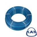 KAN-therm PE-Xc с антидиффузионной защитой 14×2 синяя
