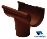 Инсталпласт-ХВ Воронка водосточная (ливнеприемник проходной)