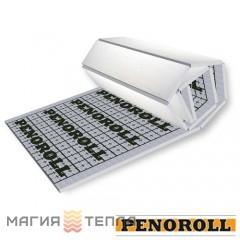 Penoroll Мат из пенополистирола теплоотражающий ПСБ 35М3 30мм