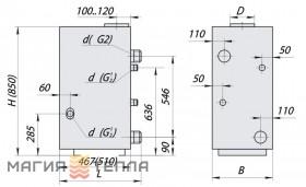 Данко 8В (автоматика Евросит)