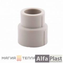Alfa-Plast Муфта редукционная 40*20