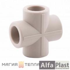 Alfa-Plast Крестовина 25