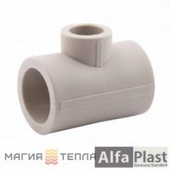 Alfa-Plast Тройник редукционный 63*20