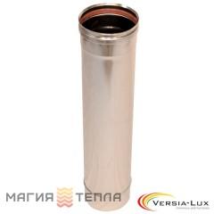 Версия-Люкс L=1,0м 0,8мм ф120