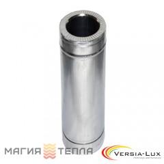Версия-Люкс L=0,5м н/оц 1мм ф140/200
