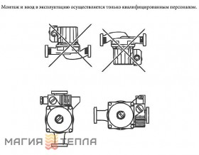 APC GR 25/60/130 циркуляционный