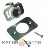 Wavin Ekoplastik  Колено 90° с металлической резьбой внутренней и креплением для гипсокартона 20*1/2 EK