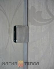 S mix с распашной дверью 1800 (стекло матовое тонированное)