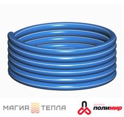 Полимир ПЕ100 d 25*2,0 (10атм) синяя