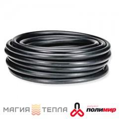 Полимир техническая ПЕ80 d 50*2,4 черная