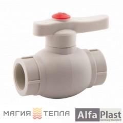Alfa-Plast Кран шаровый 63