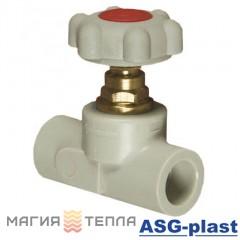 ASG-plast Вентиль 25