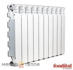 Fondital Exclusive 500/100 3 секции