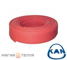 KAN-therm PE-Xc с антидиффузионной защитой 14×2 красная