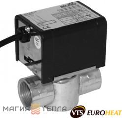 Euroheat  Клапан двухходовой с сервоприводом