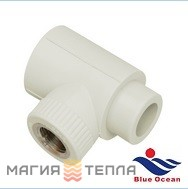 Blue Ocean Колектор 32*1/2*32  ВР 1 выход BO