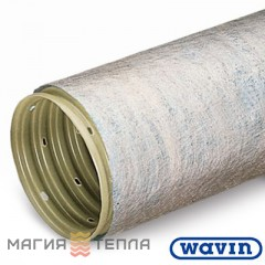 Wavin 160/145х50м с геофильтром