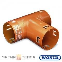 Wavin Тройник универсальный 80-100