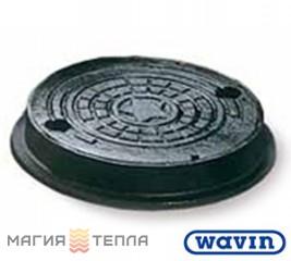 Wavin Крышка чугунная А15 315