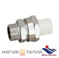 Blue Ocean Американка 25*3/4 НР (тип 2) BO