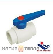 Blue Ocean Кран шаровый для холодной воды 25 BO