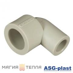 ASG-plast Колено 20/20/90° вн-нр