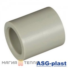 ASG-plast Муфта соединительная 20