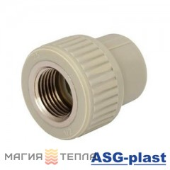 ASG-plast Муфта МРВ 40*1'1/4