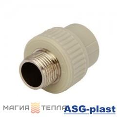 ASG-plast Муфта МРН 25*3/4