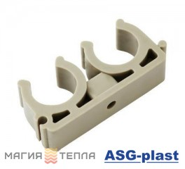 ASG-plast Опора двойная 2х20