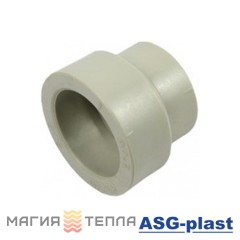 ASG-plast Переходник-редукция ВВ 40x20