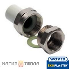 Wavin Ekoplastik  Резьбовое соединение внутреннее 25*3/4 ЕК