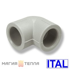 ITAL Колено PPR 25/90°